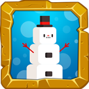 Cubey Snowman