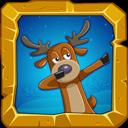 Dabbing Reindeer