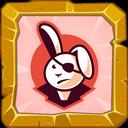 Pirate Bunny